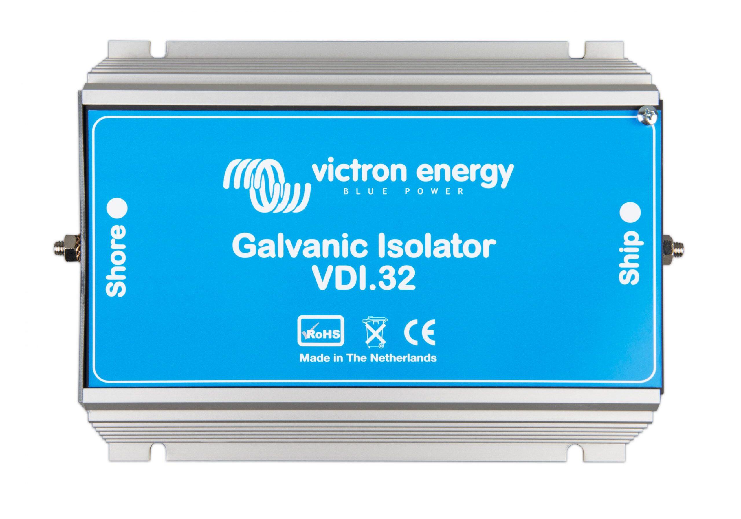 Galvanic Isolator VDI 32_top